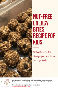 nut free energy balls