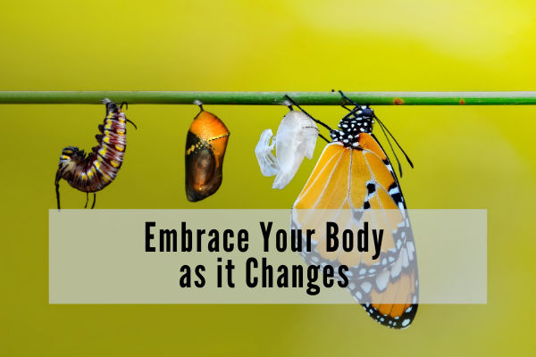 Stages of life of a butterfly, caterpillar, Cocoon and a yellow butterfly with black spots on a green vine against a lime green background