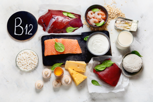 Vitamin B12: Vitamins for PCOS