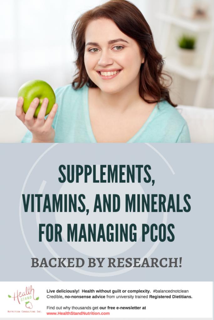 PCOS supplement