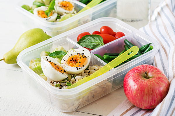 how to make a healthy eating habit stick