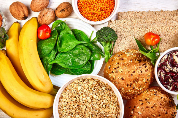 fiber - healthy eating