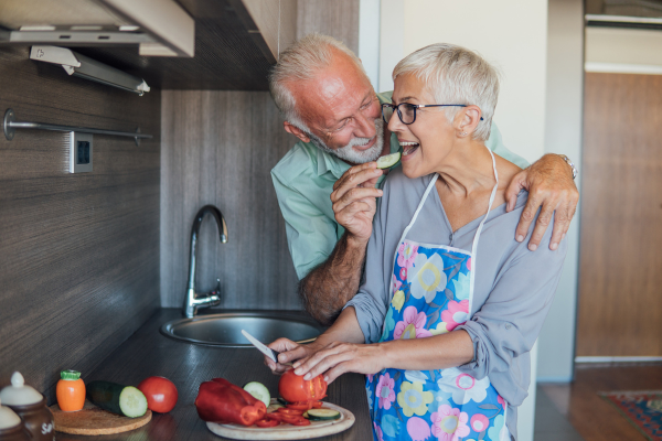 weight gain for older adults