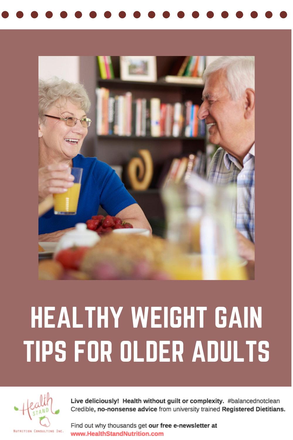 Healthy weight gain tips
