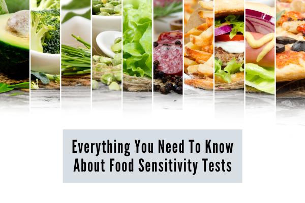 Food Sensitivity Test